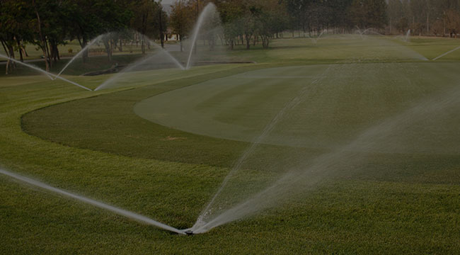 Lake Mary Irrigation